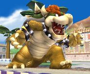 Bowser Profil Brawl 4