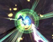 Samus sans armure Smash final Brawl 2
