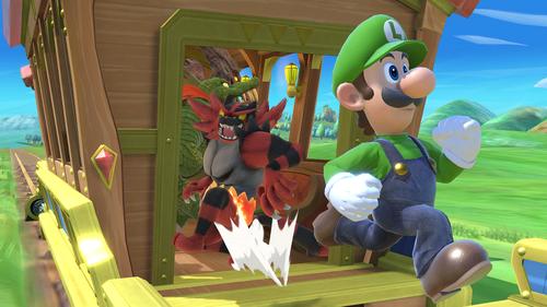 Félicitations Luigi Ultimate