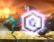 Falco attaques Brawl 5
