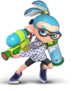 Art Inkling bleu Ultimate
