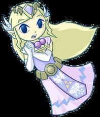 Art Zelda ST