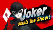 Splash art Joker Ultimate