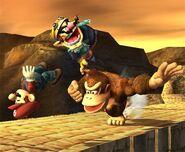 Donkey Kong Profil Brawl 3