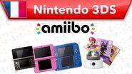 Lecteur enregistreur NFC pour Nintendo 3DS