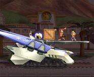 Fox Smash final Brawl 3
