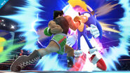 Little Mac SSB4 Profil 4