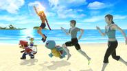 Défis Ultimate Autres Entraîneuse Wii Fit