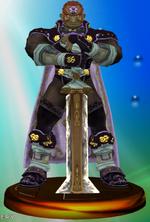 Trophée Ganondorf Smash 2