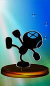 Trophée Mr. Game & Watch Smash 2