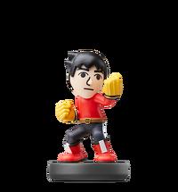 Amiibo Mii boxeur