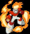 Art Fire Man RCW