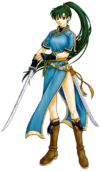 Art Lyn Blazing Blade