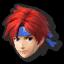 Roy Icône SSB 3DS