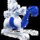 SSB4 Mewtwo bleu