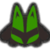 Icône Lucario vert Ultimate