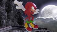 Profil Knuckles Ultimate 2