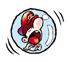 Vignette Bébé Mario Bulle