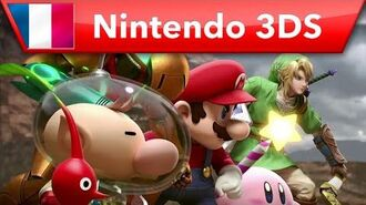 Super Smash Bros. for Nintendo 3DS - Bande-annonce de lancement