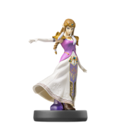 Amiibo Zelda SSB