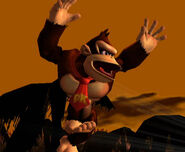 Donkey Kong Melee Profil 1