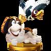 Trophée Duo Duck Hunt alt U