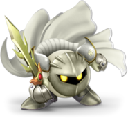 Art Meta Knight blanc Ultimate