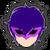 Icône Joker violet Ultimate
