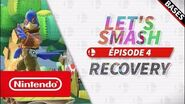 Let's Smash - Épisode 4 recovery (Nintendo Switch)