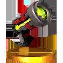 Trophée Pistolaser 3DS