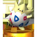 Trophée Togepi 3DS