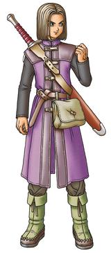 Héros (Dragon Quest XI)