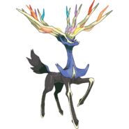 ArtworkXerneas XY