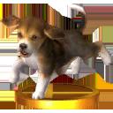 Trophée Beagle 3DS