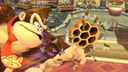 Ruche Donkey Kong SSB Wii U