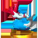 Trophée Latias & Latios 3DS