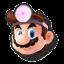 Icône Dr. Mario rose U