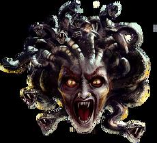 Art Tête Medusa Ultimate