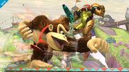 Donkey Kong SSB4 Profil 1