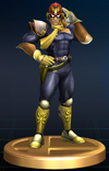 Trophée Captain Falcon Brawl