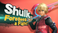Splash art Shulk SSB4