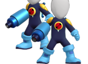 Tenue MegaMan.EXE Ultimate