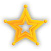Art Super anneau étoile Ultimate