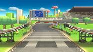 Circuit Mario Brawl U