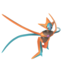 Art Deoxys Ultimate