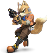Art Fox orange Ultimate