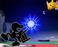 Mr. Game & Watch Melee Profil 5