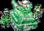 Art Infanterie & Tank SFW