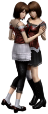 Art Mio & Mayu PZII Wii