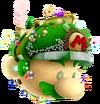 Art Vaisseau Mario Galaxy 2